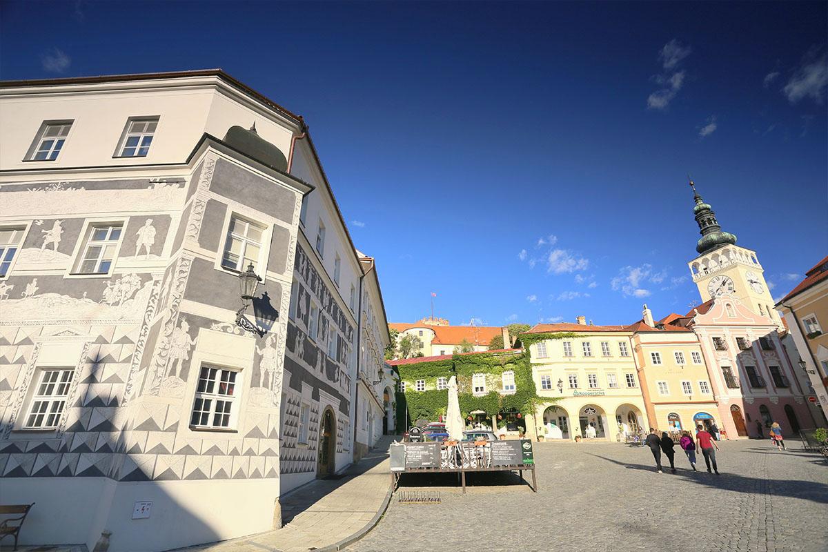 Mikulovské historické náměstí