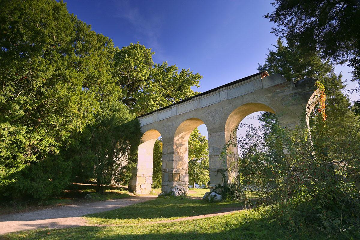 Římský akvadukt