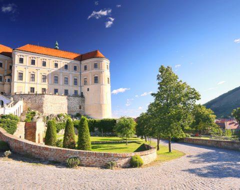 Mikulovský zámek